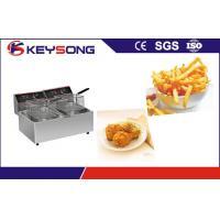 China Équipement de restaurant d'hôtel pour la friteuse électrique de poulet de KFC, équipements commerciaux de cuisine on sale