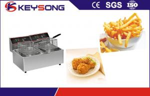 China Hotel Restaurant Equipment  For KFC chicken electric fryer , Commercial Kitchen Equipments on sale