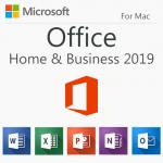Windows Computer Software System PC MAC Original Key Microsoft Office 2019 Home And Business