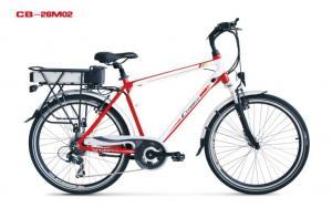 China Batería de litio Ebike, bicicleta eléctrica de la montaña con 250w el motor 26inch on sale