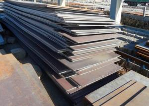 China Hot Rolled Carbon Steel Plate , 6 - 250mm Thickness ASTM A678 Hot Rolled Sheet on sale