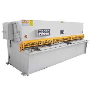 China metal sheet cutting machine, plate shearing machine on sale