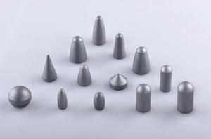 China Various Types Carbide Button Inserts , High Wear Resistance Tungsten Carbide Tips on sale