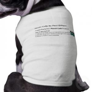 China Colorful Blank Dog T-shirt on sale