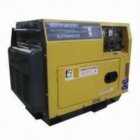 China Low Noise Diesel Generator Set on sale