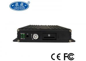 China School Bus Auto DVR Camera System , Mini SD Card Security Vehicle Camera DVR on sale