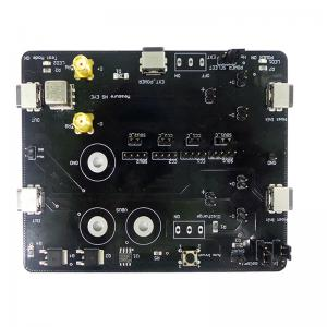 China Audio SMT PCBA PCB Board Assembly , OEM Circuit Boards High Voltage Audio Amplifier on sale
