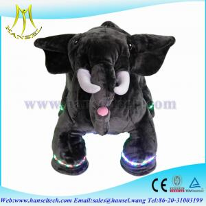 China Hansel animal ride animal scooter electric scooter on sale