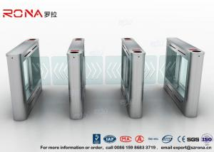 China Metal Detector Swing Barrier Gate Entrance Control Automation Door Entry Systems on sale