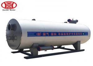 China Gas And Oil Fired Heat Transfer Thermal Hot Oil Fluid Boiler For Plywood Industry on sale
