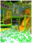 Funny Indoor Playground Equipment With Slides And Stairs For Commercial Center