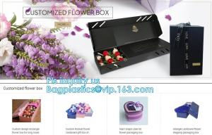 China Chocolate and candy wedding invitation Paper Box Packaging, Foldable Paper Box Wholesale, Color Paper Gift Box Factory on sale
