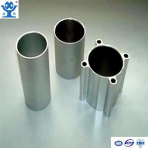 China Customized 6000 series extruded thin aluminium tube on sale