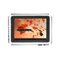 LED Backlight Allwinner A10 9.7 Inch Android Tablet With WIFI / Ebook Reader Function