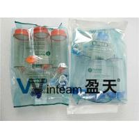 High Elastic Sterility Test Canister Silicon Rubber Cap Pharmaceutical Factory Use