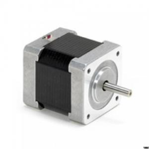 China 1.8° Hybrid Nema 17 Double Shaft 4 Phase Stepper Motors , 42mm 6 Lead Wire on sale