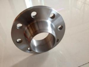 China ASME B16.5 300# - 1500# Duplex Stainless Steel Flanges RF FF RTJ 1/2 - 4 Size on sale