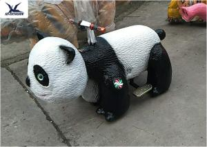 China Lovely Cartoon Panda Motorized Animal Scooters Toy Car Children Rides on sale