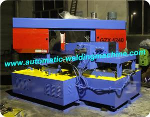 China Angle Rotating Horizontal metal sawing machine, CNC band sawing machine on sale