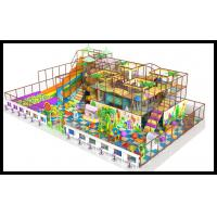 2017 Kids Plastic Slide Type Soft Play Environmental Indoor Playground with Ball Pool