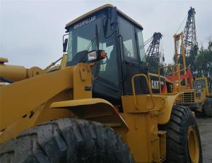 China secondhand caterpillar 950h wheel loader /japan condition cat 950e 950g 950b loader for sale on sale