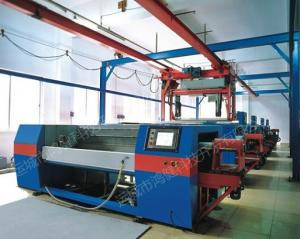 China automatic electroplating plant on sale