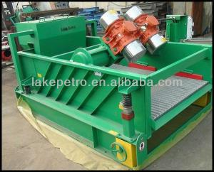 China API Oilfield Solid Control Equipment Shale Shaker for Mud Cleaning on sale
