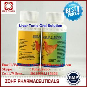 China Herbal medicine liver tonic for poultry farming on sale