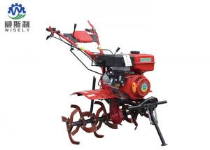 China Latest Agriculture Farm Machinery Small Gas Rototillers For Walking Tractor on sale