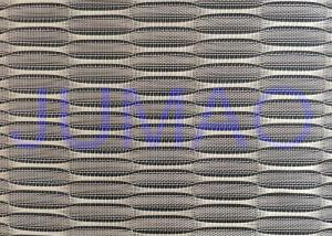 China Stainless Steel / Copper Laminated Glass Wire Mesh Shock and Fire Resistance on sale