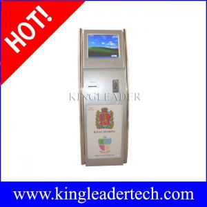 China Custom kiosk design 17″, 19″ TFT LCD displays for option Coin-operated kiosk TSK8011 on sale