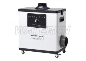 China Portable Weld Mobile Fume Extractor , Hospital Lab Fume Extraction Equipment on sale