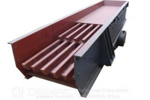 China Vibratory Feeders Used In Stone Crushing Plant on sale