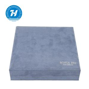 China Large Luxury Gift Packaging Boxes , Necklace Gift Box ODM Service on sale