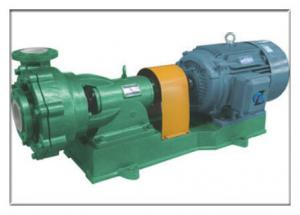 China UHB Low Pressure Electric Centrifugal Pump , Industrial Corrosive Liquid Pumps on sale