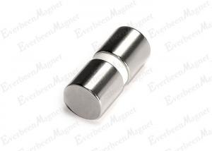 China N48 Grade Cylinder Strong Craft Magnets For Electronic Components , Small High Power Magnets on sale