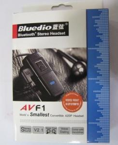 China Fashionable & Stylish Stereo Bluetooth Headset AVF1 on sale