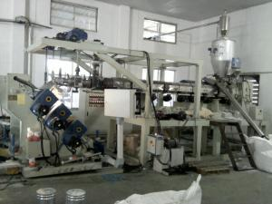 Quality High Speed Board Extrusion Line For Blister Package / Stationery Adornment for sale