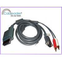 Cableader Xbox 360 VGA Monitor Cables with Audio Output