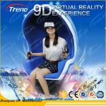 O ovo da cápsula deu forma ao cinema da realidade virtual de Seat 9D do movimento com 12 efeitos especiais