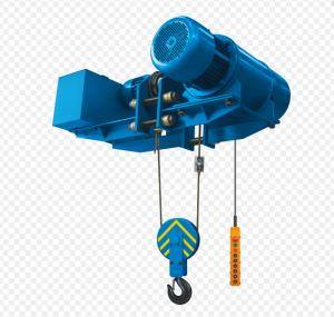 China High Efficiency Low Headroom Hoist , 10 Ton Electric Wire Rope Hoist With Trolley on sale