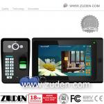 Fingerprint Video Door Phone with Access Control Function -hot sell