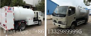 China dongfeng brand10000L LPG Tanker Truck with LPG Refilling Truck,factory direct sale price lpg gas propane bowser for sale on sale