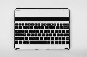 China iPad2 / 3 Protective Aluminium Bluetooth Keyboard Case on sale