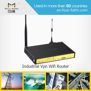 China LTE WIFI Router 4g WIFI router with external antenna & 4LAN port & sim slot on sale