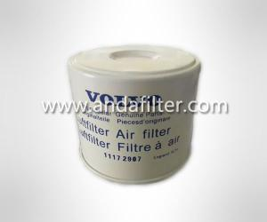China High Quality Air Filter, Compressor Intake For VOLVO 11172907 on sale