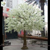 UVG CHR011 latest wedding decoration indoor artificial cherry blossom tree for sale