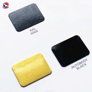 China Electrostatic Spray Epoxy Polyester Powder Coating For Radiator / Heat Sink on sale