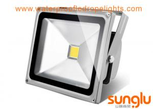 China Warm White Outdoor LED Flood Lights 30 Watt Waterproof AC110 - 220V For Tunnel on sale