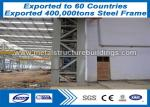 Main steel structure and Steel Frame Structure quick to install at Kuwait area